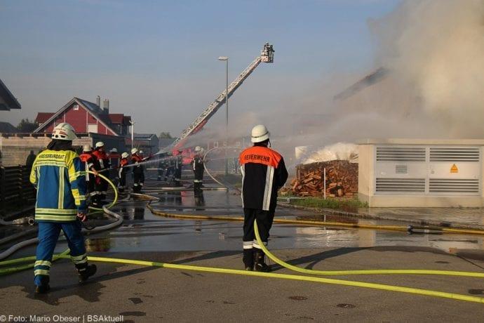 Brand Lagerhalle Waldstetten Ichenhausen 24042020 4