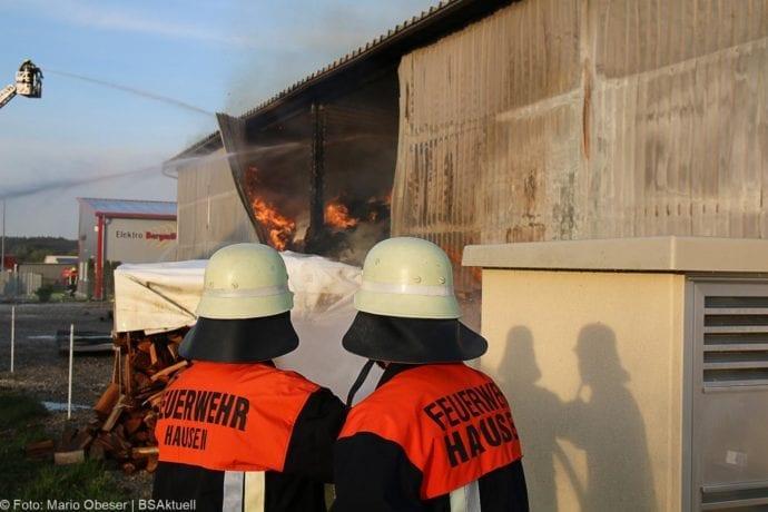 Brand Lagerhalle Waldstetten Ichenhausen 24042020 50