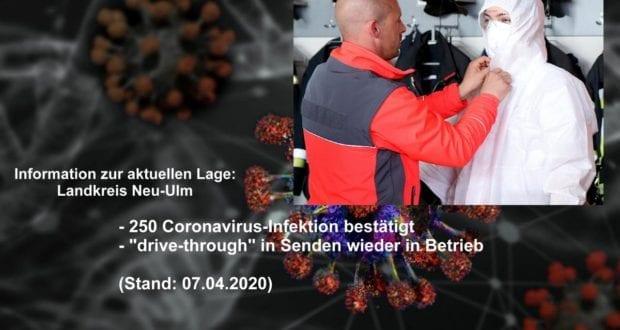 Corona-Kreis-Neu-Ulm – Stand 07042020