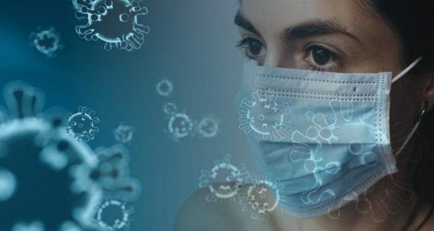 Coronavirus Mund-Nase Maske
