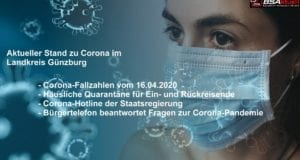 Coronavirus-Mund-Nase-Maske-Kreis-Guenzburg – Stand 160420