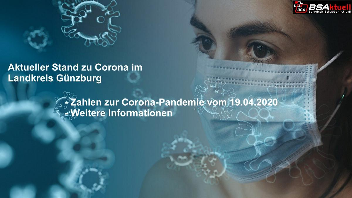 Coronavirus-Mund-Nase-Maske-Kreis-Guenzburg – Stand 19042020