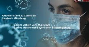 Coronavirus-Mund-Nase-Maske-Kreis-Guenzburg – Stand 24042020