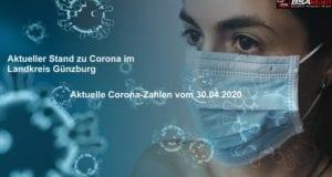 Coronavirus-Mund-Nase-Maske-Kreis-Guenzburg – Stand 30042020