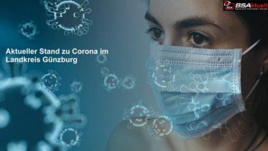 Coronavirus Mund-Nase Maske – Kreis Guenzburg