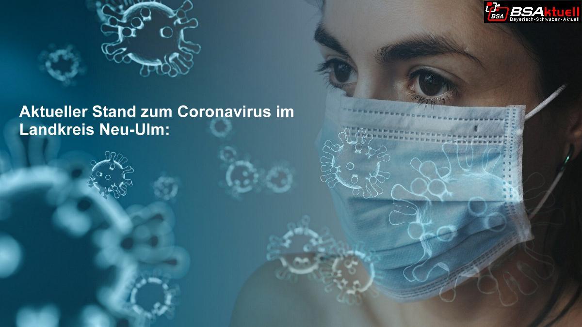 Coronavirus Mund-Nase Maske – Kreis Neu-Ulm