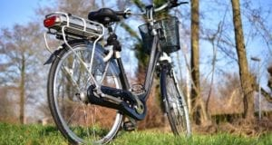E-Bike Damenrad
