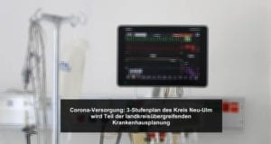 EKG Monitor Intensivstation – bearbeitet