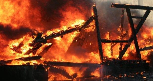 Feuer Brand Flammen