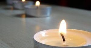 Kerze Teelichte