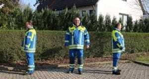 Kreisfeuerwehrinspektion Guenzburg – Einsatzkleidung blau 4
