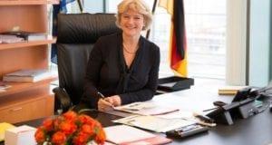 Kulturstaatsministerin Monika Gruetters