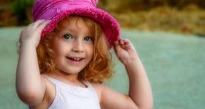 Maedchen Hut Kind