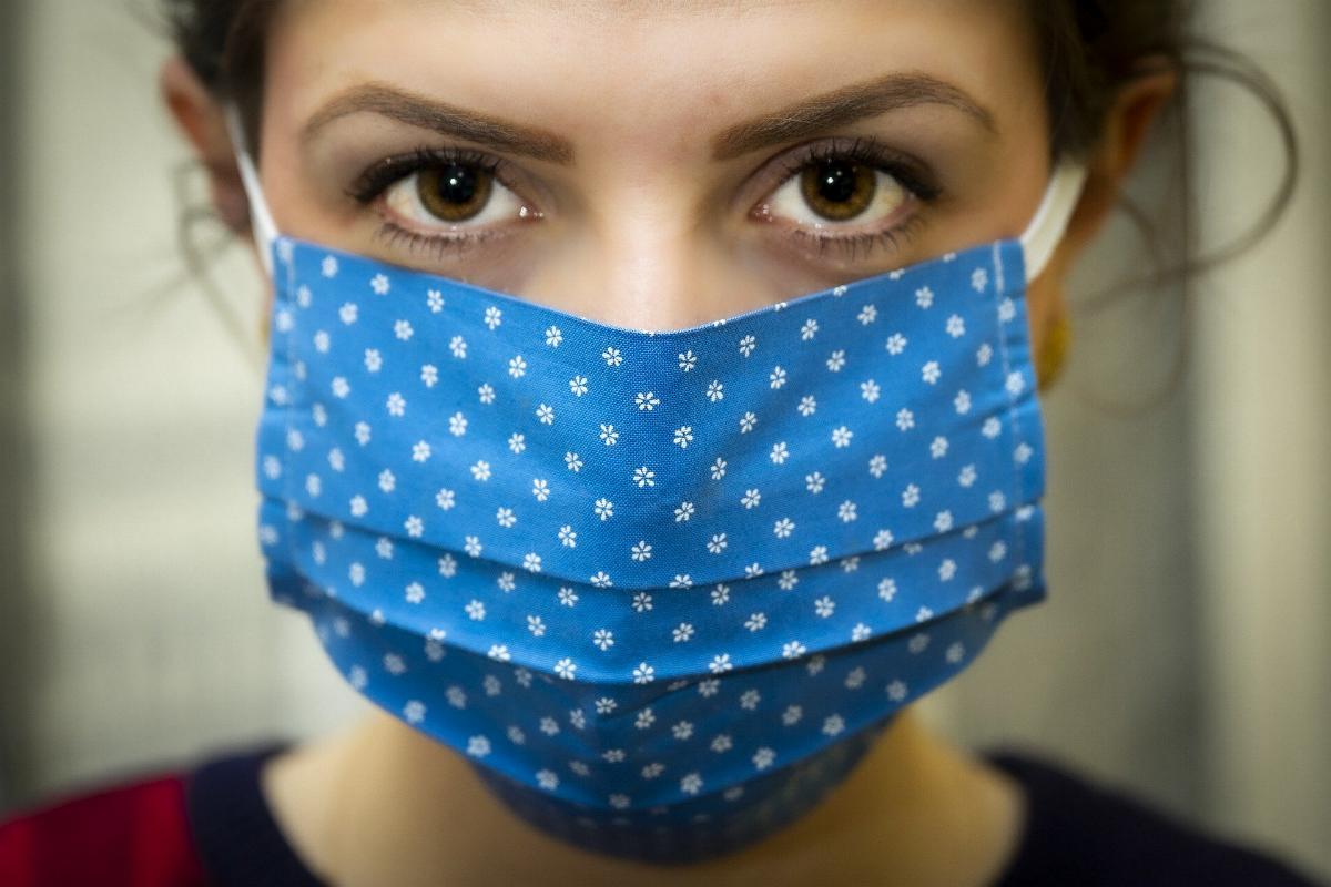 Mund-Nasen-Schutz Maske Corona