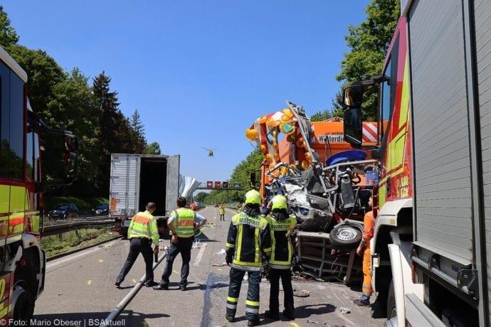 A8 Unfall Ulm-Ost 18052020 22