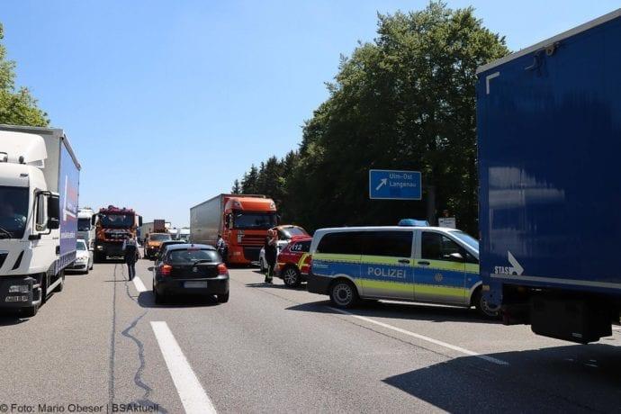 A8 Unfall Ulm-Ost 18052020 7
