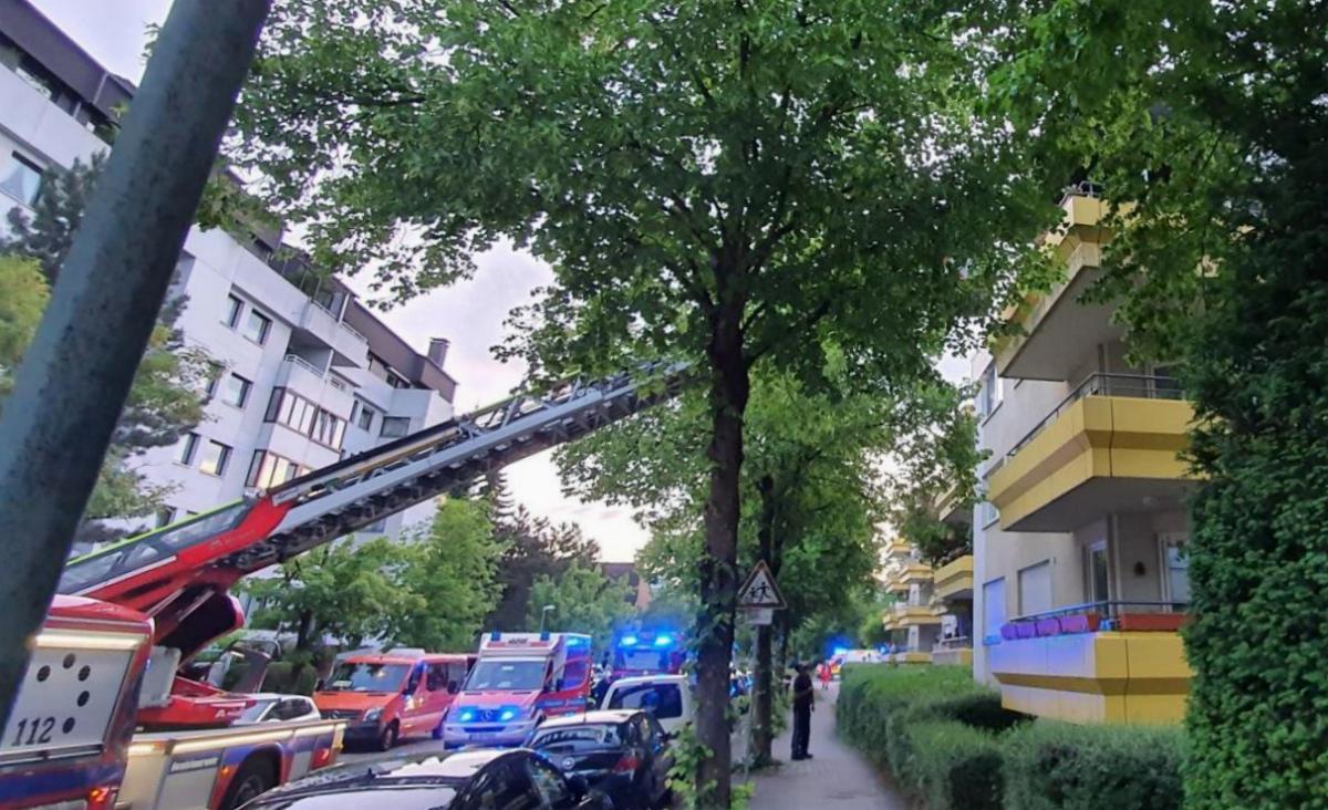 Brand Augsburg 24052020