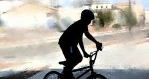 Fahrrad Kind