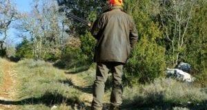 Jaeger bei der Jagt