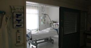 Krankenhaus Intensivstation