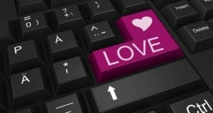 Liebe Tastatur Dating
