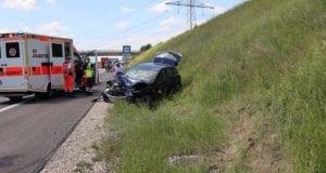 Unfall A8 Burgau-Guenzburg bei Deffingen 19052020 6