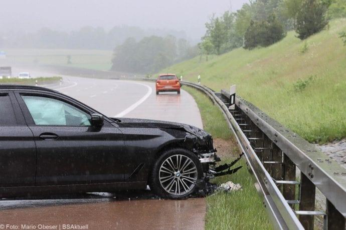 Unfall A8 GZ-Burgau 3 Pkws 23052020 6