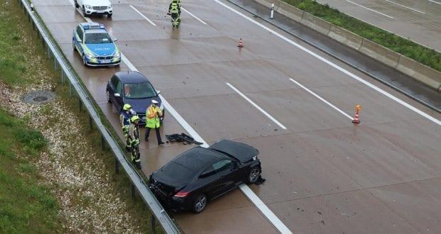 Unfall A8 GZ-Burgau BMW 23052020 3