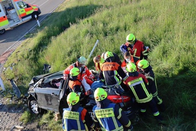 Unfall St2025 Burtenbach 29052020 13