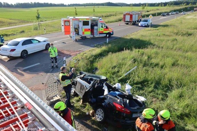 Unfall St2025 Burtenbach 29052020 16