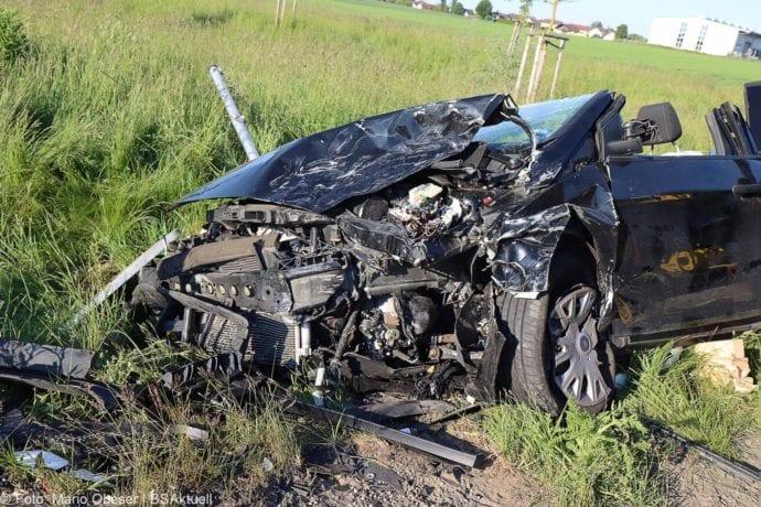 Unfall St2025 Burtenbach 29052020 21