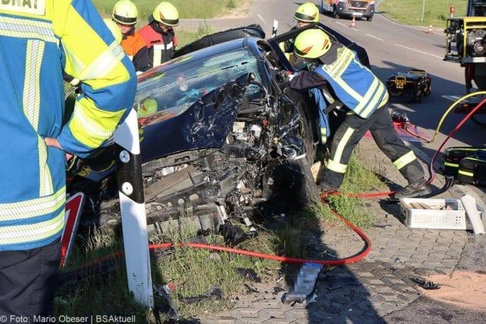 Unfall St2025 Burtenbach 29052020 7