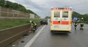 Unfall a8 Adelsried