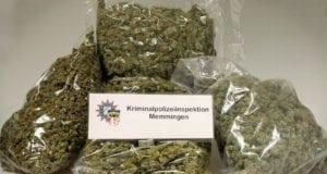 Unterallgaeu Marihuana Post Paket