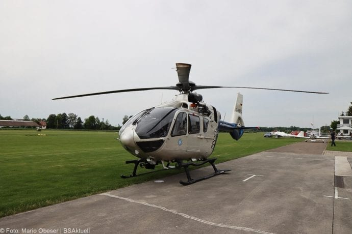 Vermeintlicher Flugzeugabsturz Guenzburg 22052020 1