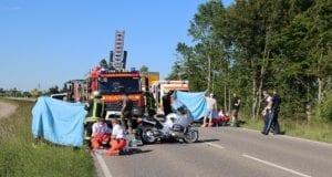 B16 Guenzburg-Gundelfingen Motorradunfall 12062020 19