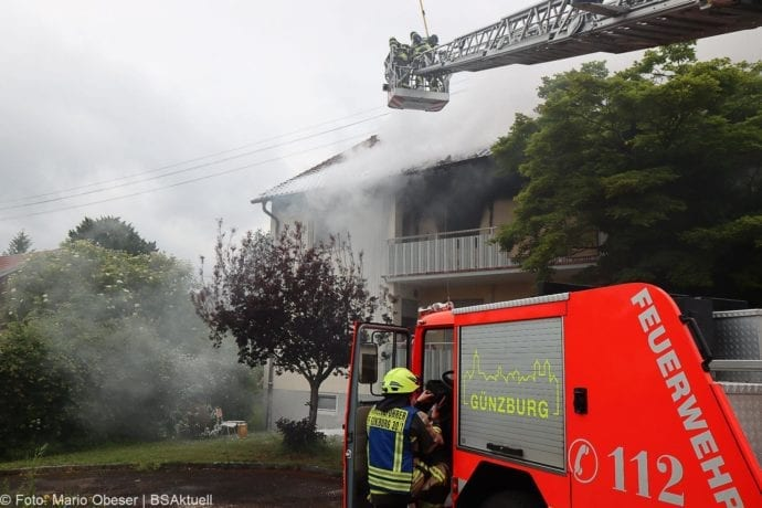 Brand Guenzburg Reisensburg Asylunterkunft 15062020 12