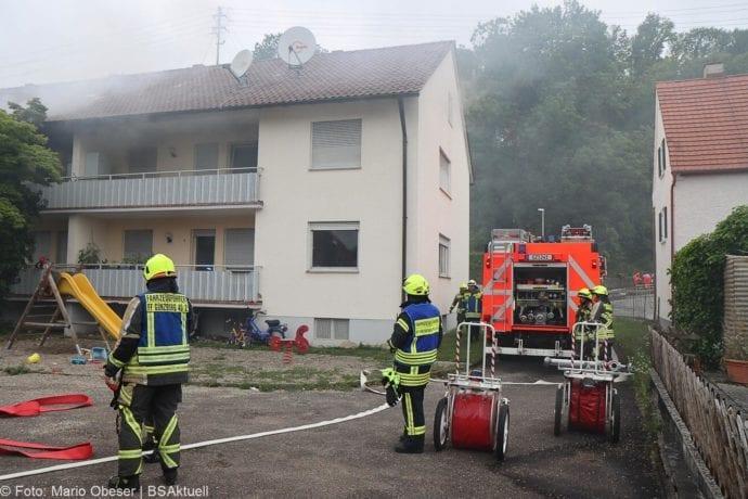 Brand Guenzburg Reisensburg Asylunterkunft 15062020 21