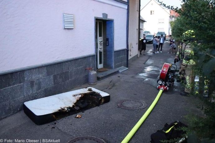 Brand Ichenhausen Zimmer – Matratze 24062020 11