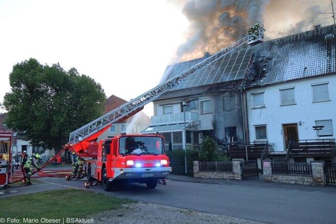 Brand Riedhausen Wohnhaus 02062020 23