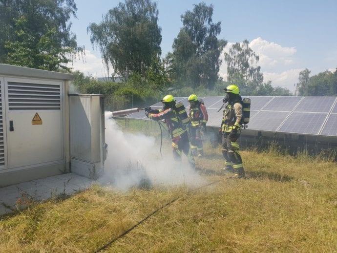 Brand Solarfeld Guenzburg 3