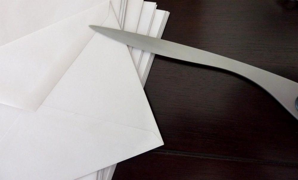 Brief Brieföffner