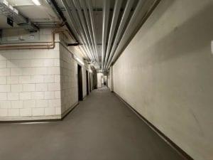 Feuerwache Guenzburg Kellergeschoss 3
