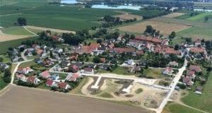 Guenzburg Bauplatzvergabe Riedhausen Hackel