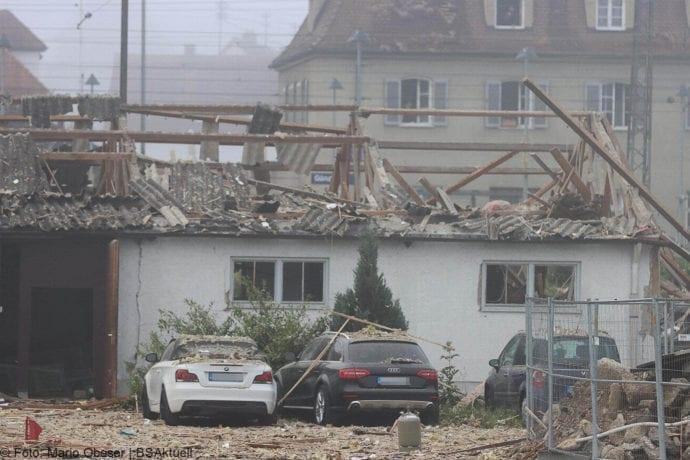 Guenzburg Explosion am Bahnhof 17062020 10