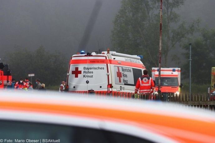 Guenzburg Explosion am Bahnhof 17062020 15