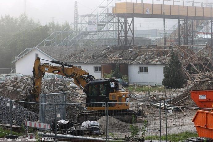 Guenzburg Explosion am Bahnhof 17062020 18