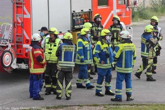 Guenzburg Explosion am Bahnhof 17062020 20