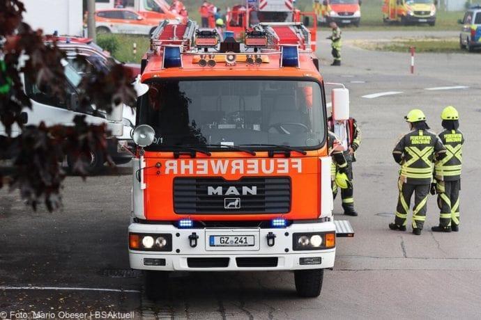Guenzburg Explosion am Bahnhof 17062020 21