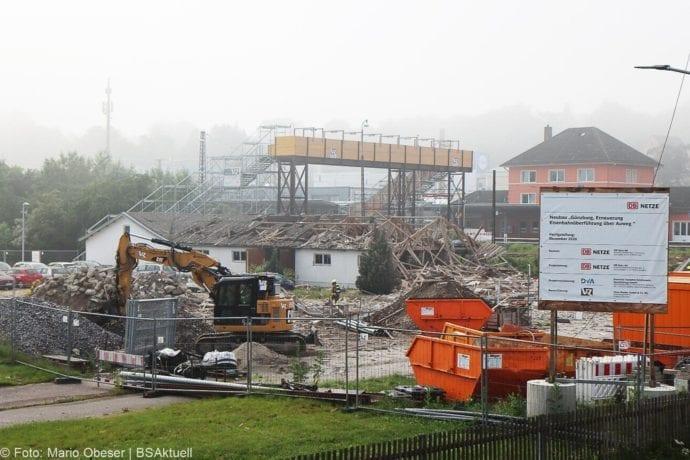 Guenzburg Explosion am Bahnhof 17062020 23